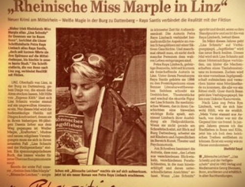 Presse: Lisa Schmitz Krimis